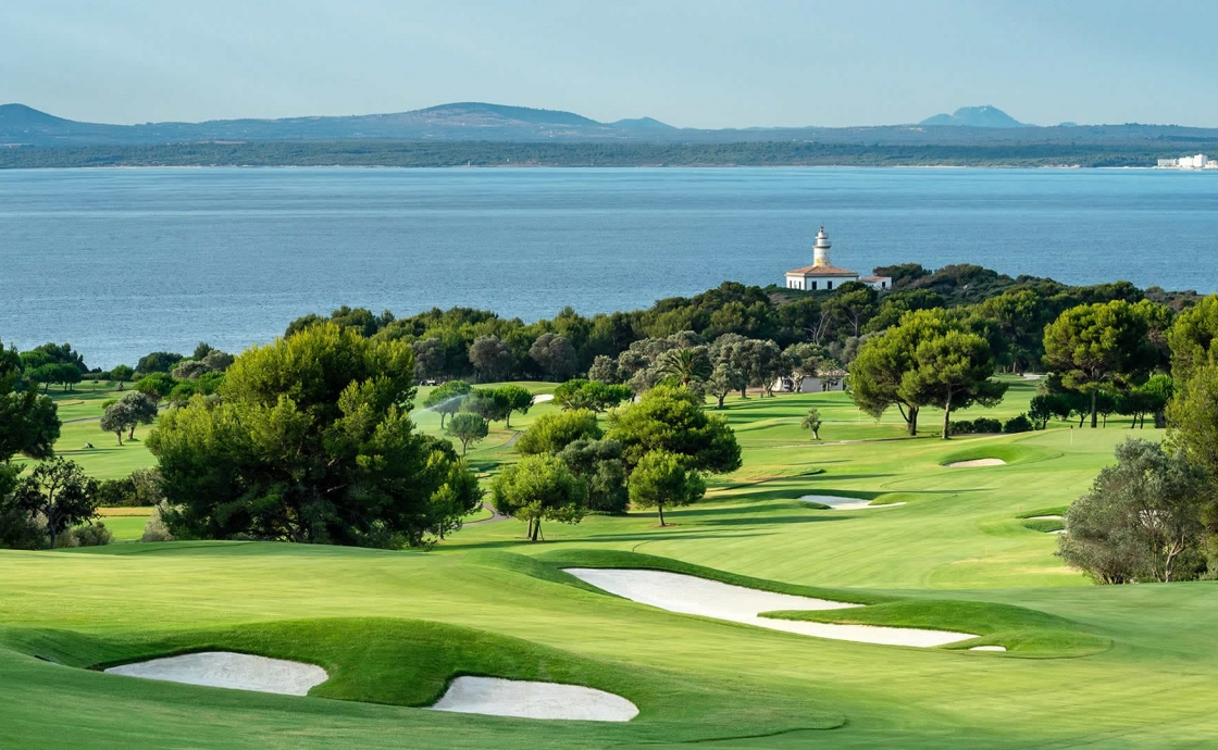 The 4 best golf courses of Majorca