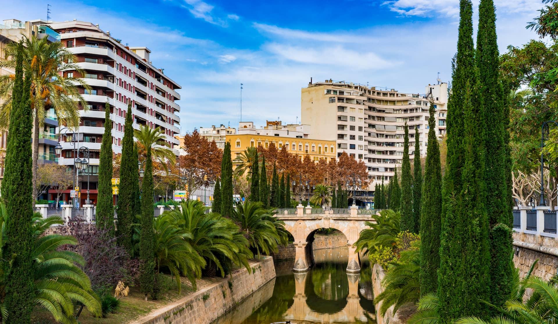 fin de semana en Palma